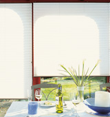 Pleated Blinds Biggleswade